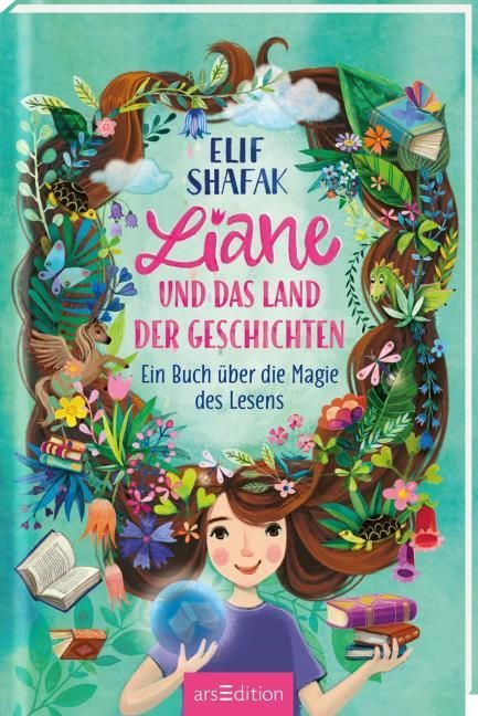 Shafak, Elif: Liane und das Land der Geschichten