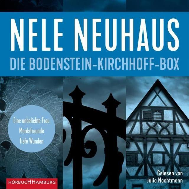 Neuhaus, Nele: Die Bodenstein-Kirchhoff-Box