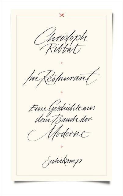 Ribbat, Christoph: Im Restaurant