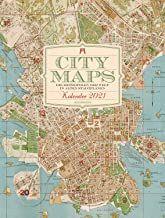 : City Maps - Metropolen in alten Stadtplänen Kalender 2021