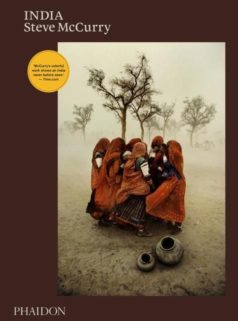 McCurry, Steve: India