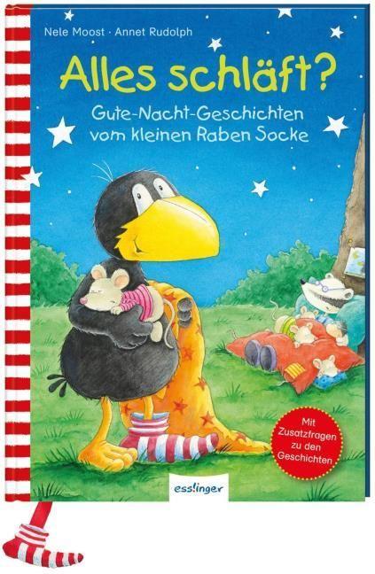 Moost, Nele: Der kleine Rabe Socke: Alles schläft?