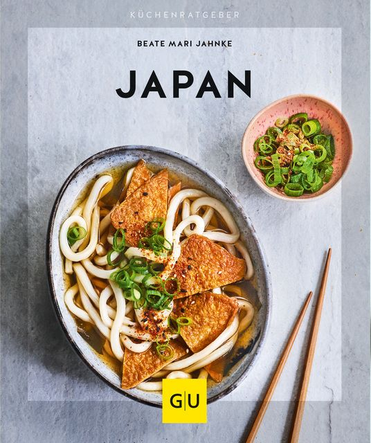 Jahnke, Beate Mari: Japan