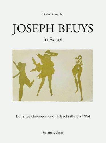 Koepplin, Dieter/Beuys, Joseph: Joseph Beuys in Basel 2