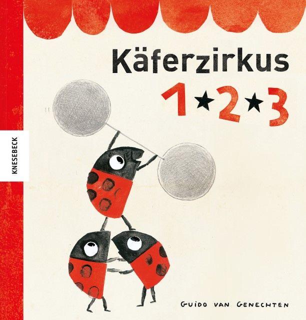 Genechten, Guido van: Käferzirkus 1 2 3