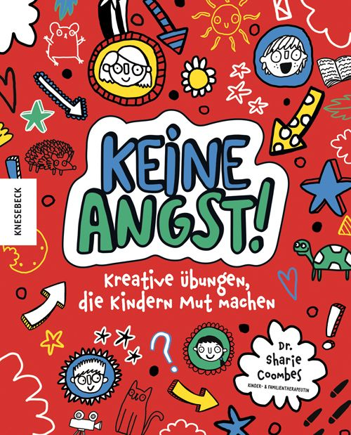 Coombes, Sharie: Keine Angst!