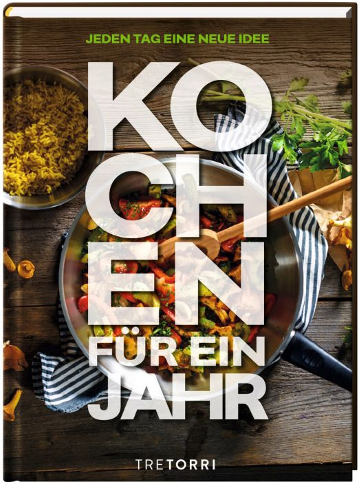 : Kochen für ein Jahr