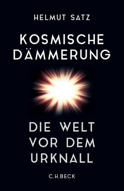 Satz, Helmut: Kosmische Dämmerung