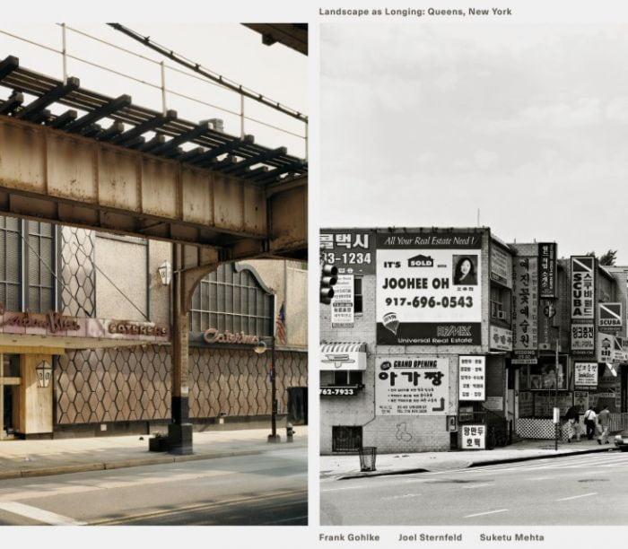 Gohlke, Frank/Sternfeld, Joel: Landscape as Longing