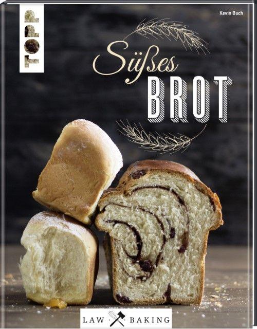 Buch, Kevin: Law of Baking - Süßes Brot