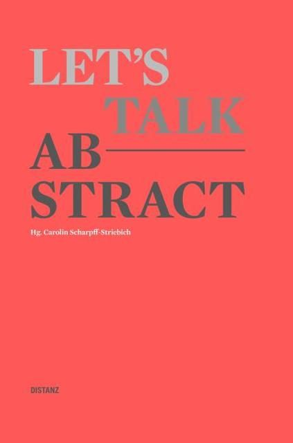 : Let's talk abstract