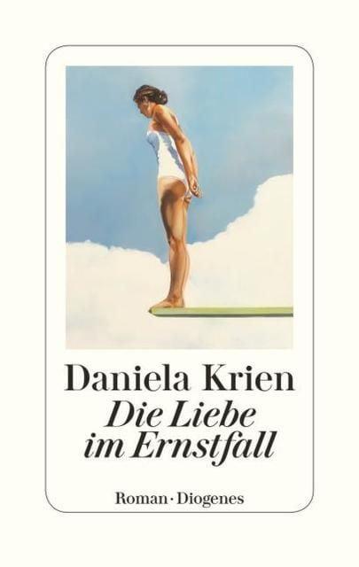 Krien, Daniela: Liebe im Ernstfall