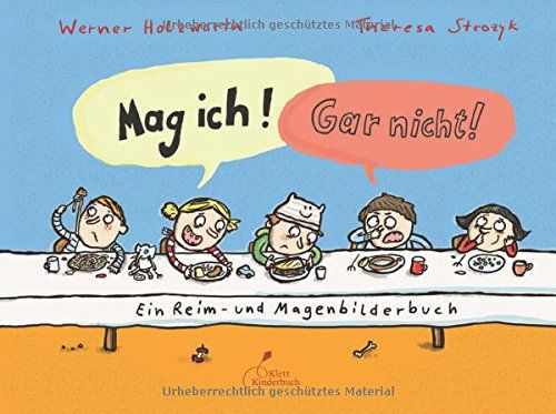 Holzwarth, Werner: Mag ich! Gar nicht!