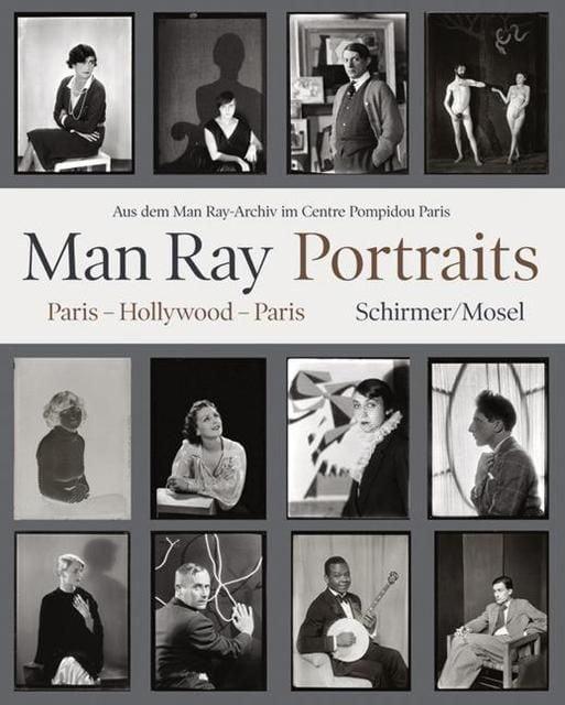 Ray, Man: Man Ray Portraits / engl. Ausgabe