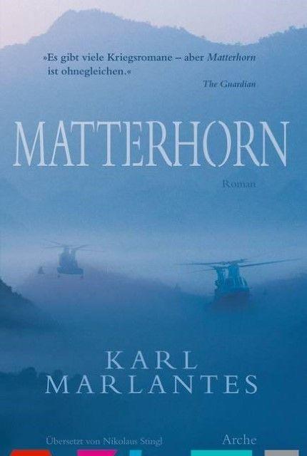 Marlantes, Karl: Matterhorn
