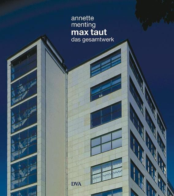 Menting, Annette: Max Taut