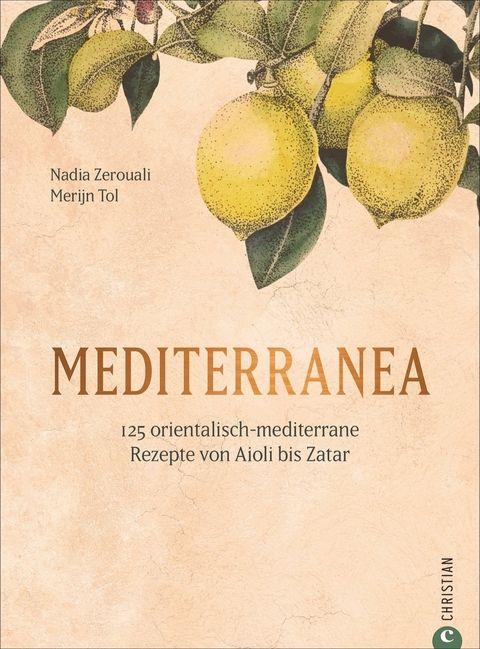 Zerouali, Nadia/Tol, Merijn: Mediterranea