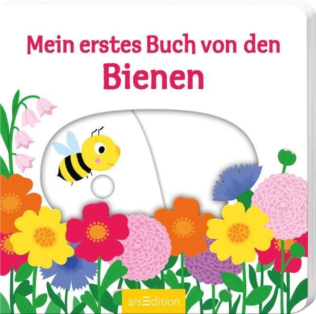: Mein erstes Buch von den Bienen