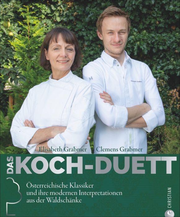 Grabmer, Elisabeth: Mein Kochbuch