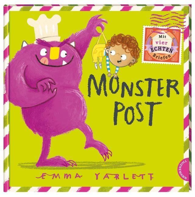 Yarlett, Emma: Monsterpost