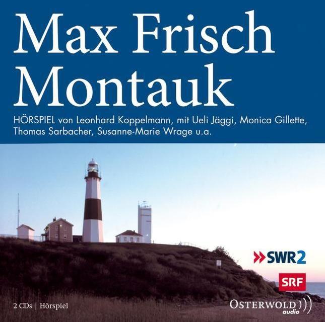 Frisch, Max: Montauk