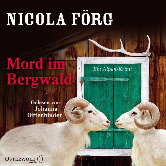 Förg, Nicola: Mord im Bergwald