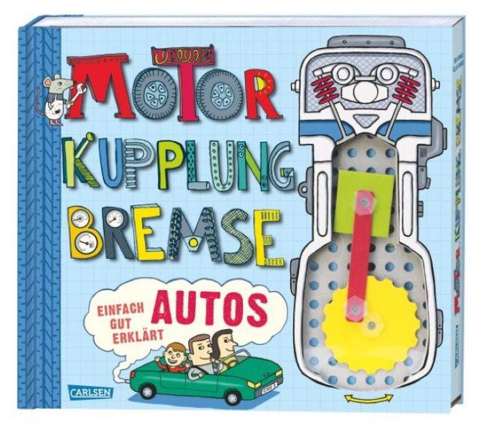 Arnold, Nick: Motor, Kupplung, Bremse