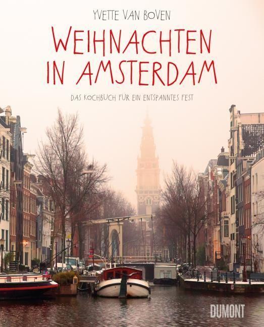 van Boven, Yvette: Weihnachten in Amsterdam