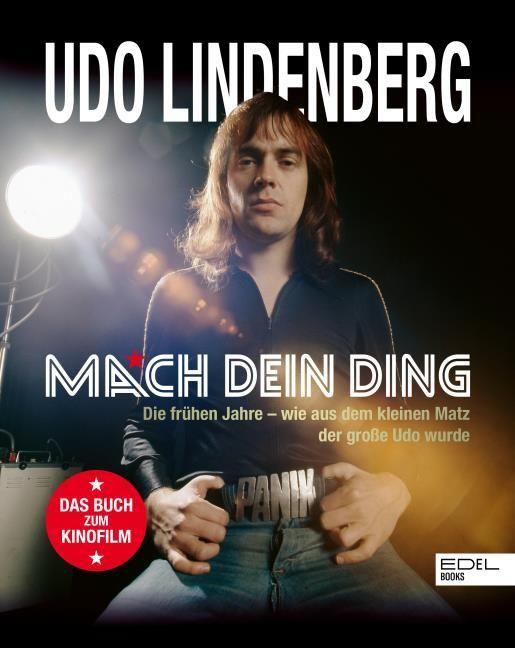 Feierabend, Peter/Schreuf, Kristof: Lindenberg! Mach dein Ding