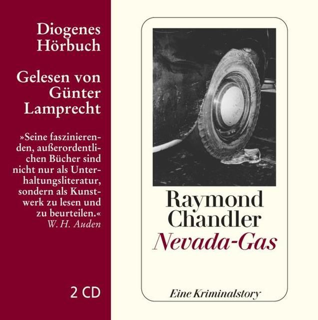 Chandler, Raymond: Nevada-Gas