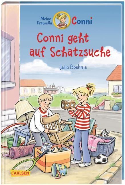Boehme, Julia: Conni geht auf Schatzsuche