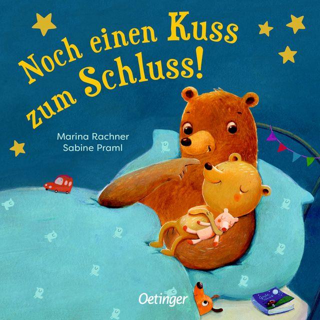 Praml, Sabine: Noch einen Kuss zum Schluss!