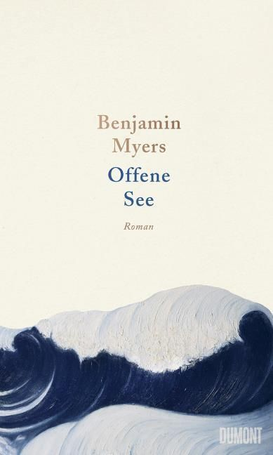 Myers, Benjamin: Offene See