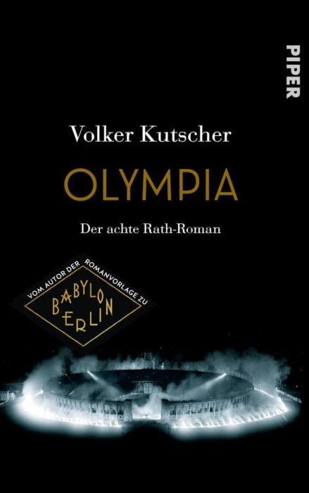 Kutscher, Volker: Olympia