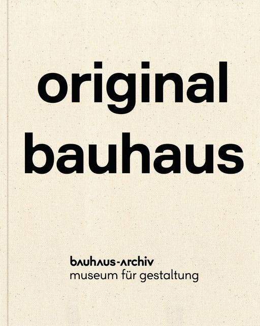 : original bauhaus