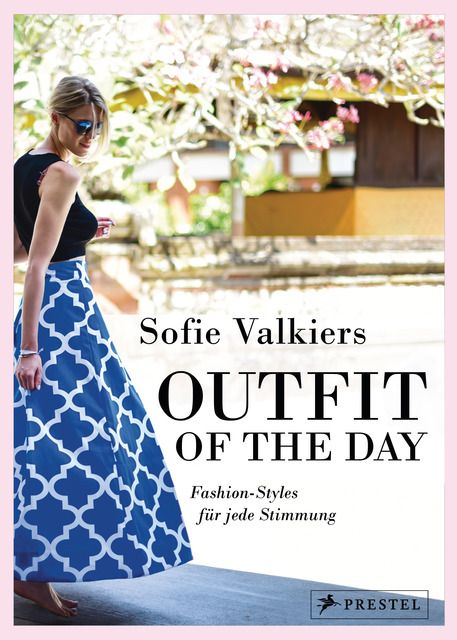 Valkiers, Sofie: Outfit of the Day