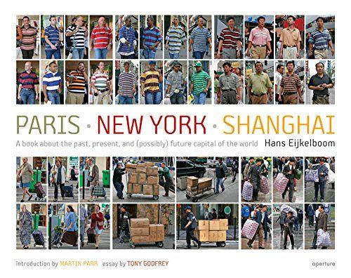 Hans Eijkelboom: Paris, New York, Shanghai