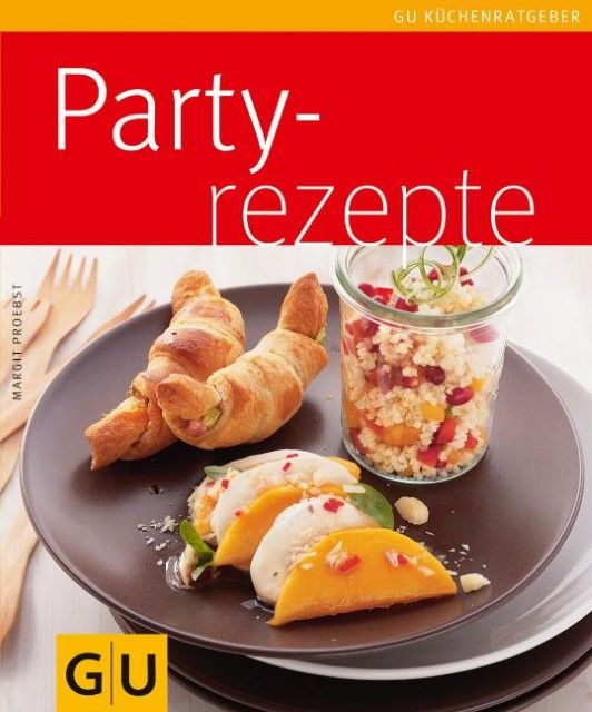 Proebst, Margit: Partyrezepte