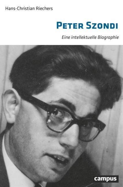 Riechers, Hans-Christian: Peter Szondi