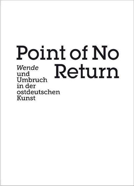 : Point of no Return