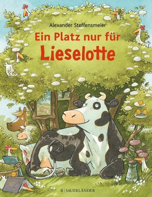 Steffensmeier, Alexander: Ein Platz nur für Lieselotte