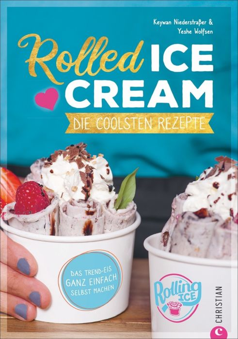 Yeshe Wolfsen, Keywan Niederstraßer: Rolled Ice Cream