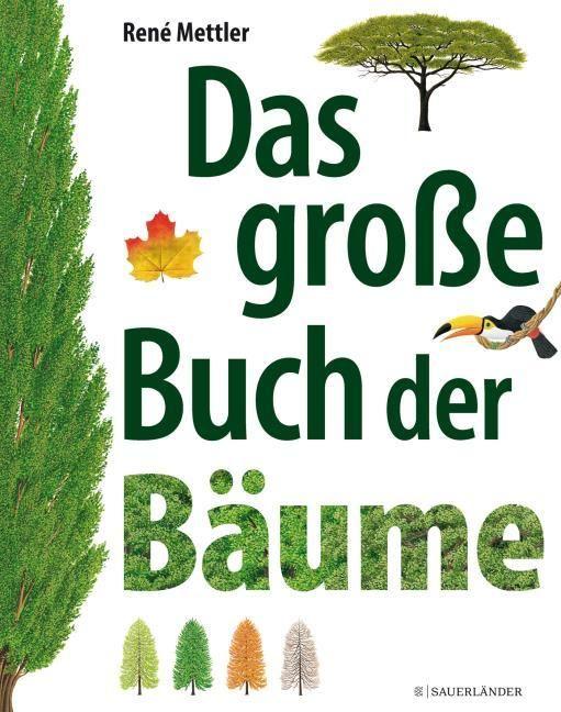 Mettler, René: Das große Buch der Bäume