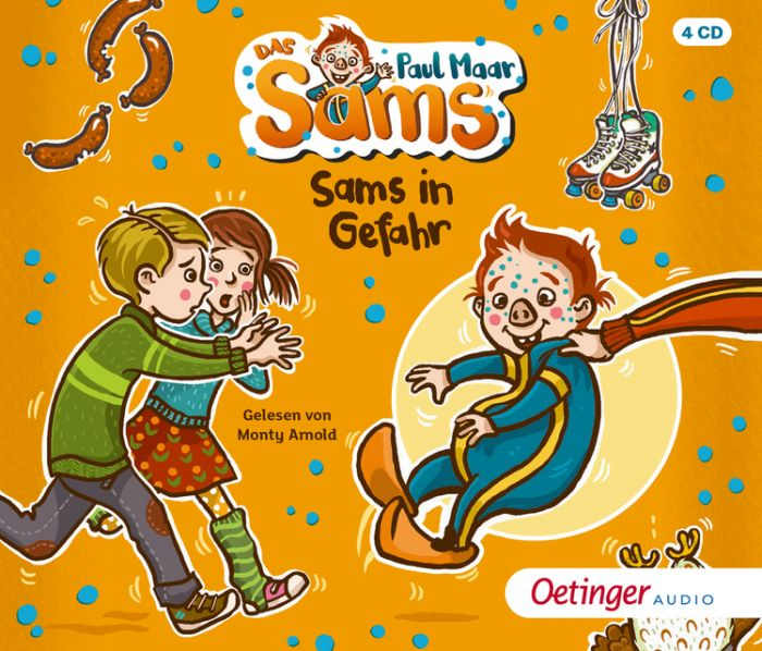 Maar, Paul: Sams in Gefahr