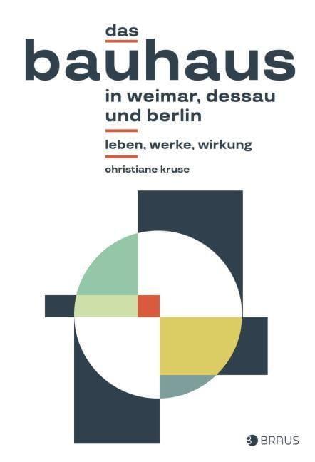 Kruse, Christiane: Das Bauhaus in Weimar, Dessau und Berlin