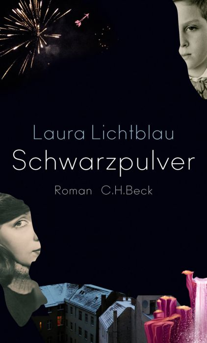 Lichtblau, Laura: Schwarzpulver
