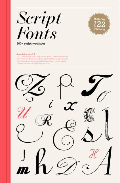 Hong, Geum-Hee: Script Fonts