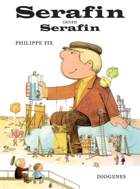 Fix, Philippe/Grée, Alain: Serafin gegen Serafin