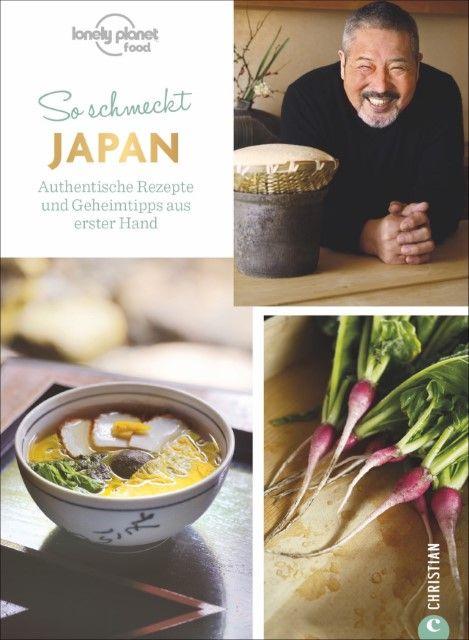 Ho, Tienlon/Milner, Rebecca/Nakahara, Ippo: So schmeckt Japan