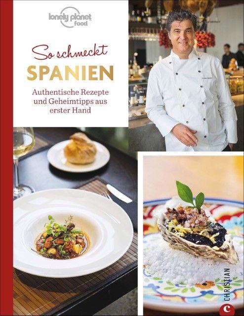 Davies, Sally: So schmeckt Spanien